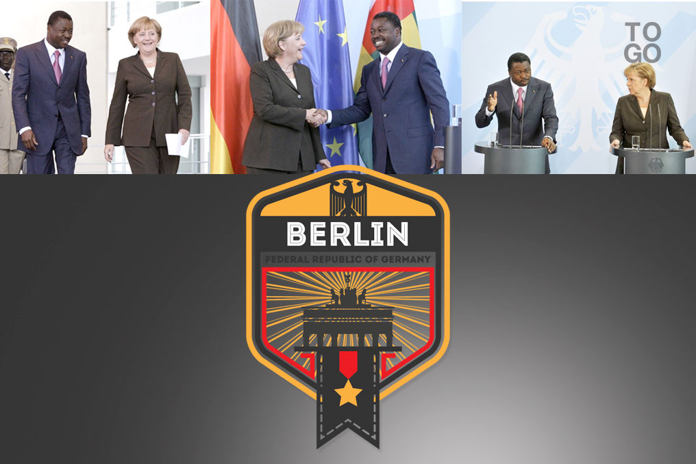 Visite du Président en Allemagne