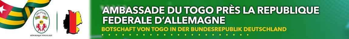 Botschaft von Togo in der Bundesrepublik Deutschland