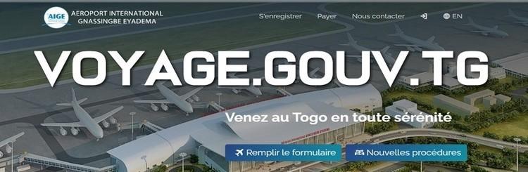 Reprises des vols au Togo : Nouvelles dispositions (CLIQUEZ POUR ACCÉDER)